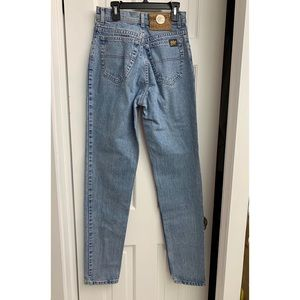 Vintage Parasuco blue jeans